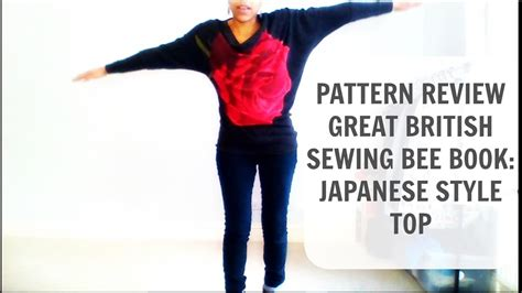 japanese pattern british sewing bee great british sewing bee book japanese style top pattern