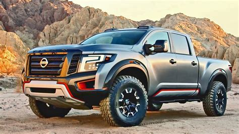 nissan titan warrior 2017 nissan titan warrior concept interior and exterior