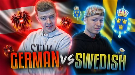 german vs swedish languagechallenge