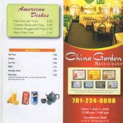 China Garden Bismarck Nd by China Garden 21 Reviews 1929 N Washington St