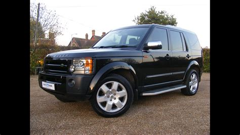 land rover 2007 2007 land rover discovery 3 tdv6 hse for sale in kent