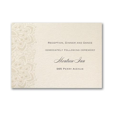 formal wedding invitation wording australia embossed wedding invitations classic pearl flamingo