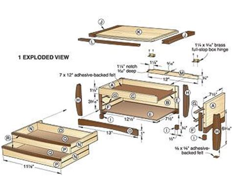 Woodwork Jewelry Chest Woodworking Plans Pdf Plans Jewelry Box Woodworking Plans Pdf Plans Free Wood Project Plans For Beginners 187 Freepdfplans