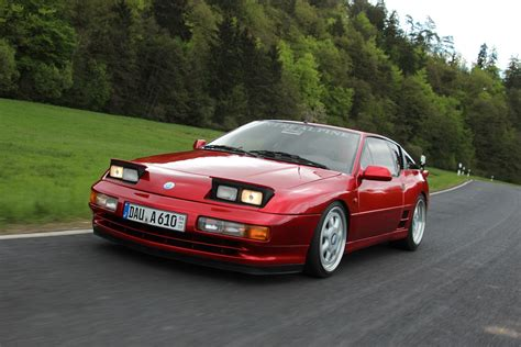 Renault Alpine A610 1991 Renault Alpine