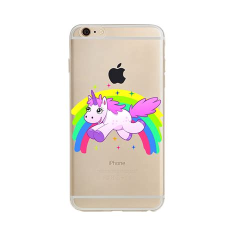 Motif Hippo Casing Iphone 5 phone cases picture more detailed picture about hippo rainbow unicorn gel clear tpu