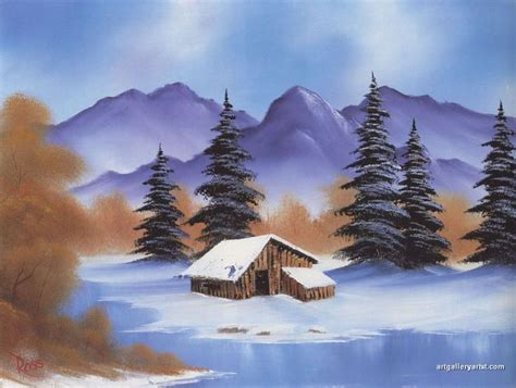 17 best images about bob ross on seasons