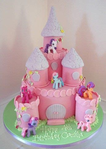 Cupcakes Bday Pony Cake Birthday Kue Ulang Tahun my pony cake my pony theme pony cake my pony and mlp