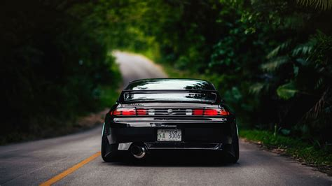 jdm nissan 240sx s14 nissan silvia s14 jdm car kouki wallpapers hd