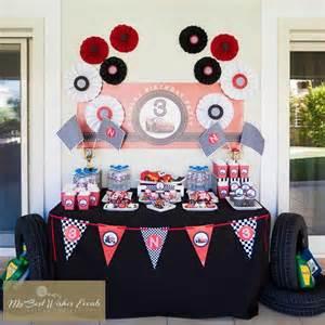 kara s party ideas disney cars birthday party planning ideas supplies idea decorations