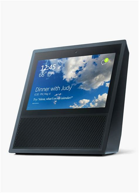 Amazon ?Echo Show? Gives Alexa a Touchscreen   Average Joes