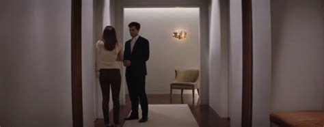 fifty shades of grey film hot scenes fifty shades of grey hot scene ana discovers christian s