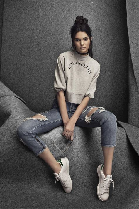 adidas signs kendall jenner