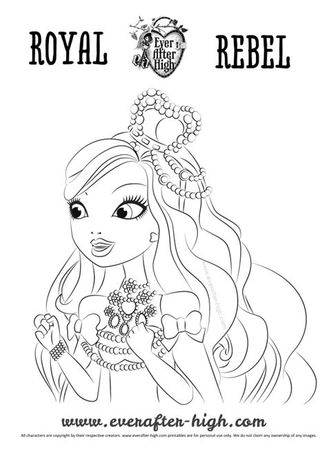 ever after high coloring pages legacy day apple withe s legacy day outfit coloring page ever after