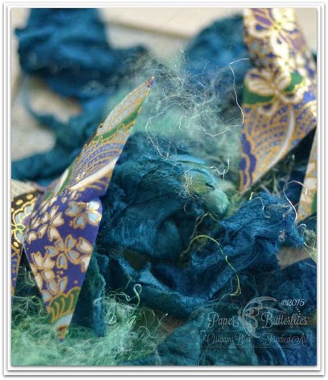 Handmade Silk Paper - 206 best images about paper butterflies origami box framed
