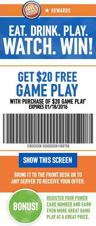 dave and busters printable food coupons 16 best peter piper pizza images on pinterest peter