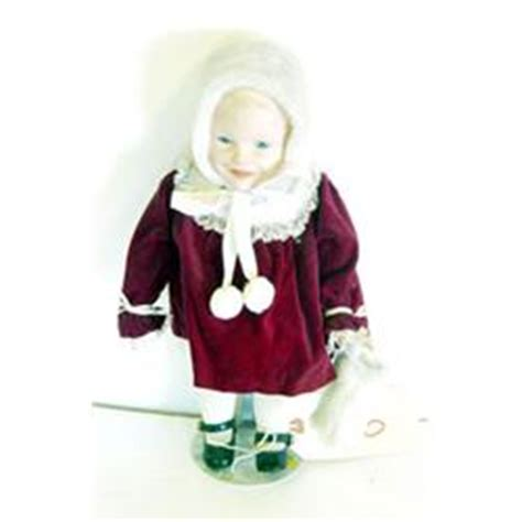 edwin m knowles porcelain doll edwin m knowles porcelain doll
