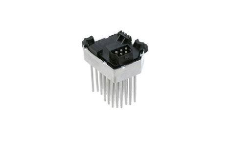 heater resistor bmw e39 bmw genuine heater blower stage resistor e39 e53 5 series x5 64116923204 ebay
