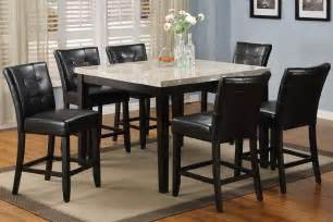 Marble Top High Dining Table Awesome High Dining Table Sets On Home Marion Marble Top High Table Set High Dining Table Sets