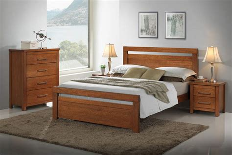 Gäste Futon by King Single Timber Bed Bedshed