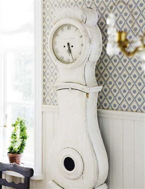 shabby chic grandfather clock mora clock glenn pinterest