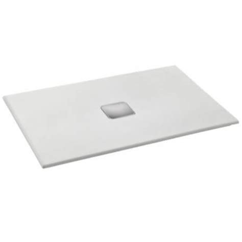 receveur 120 x 90 receveur ultra plat rectangulaire de replay 120 x 90 jacob delafon