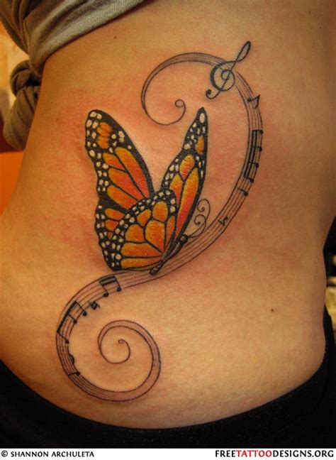 music staff tattoo designs 1000 ideas about staff on