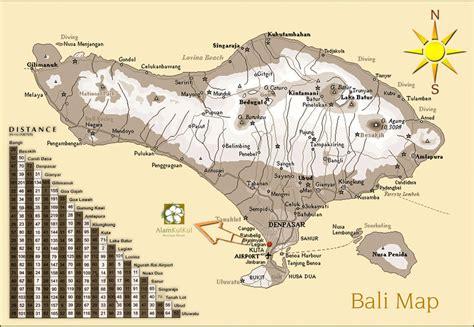 rabasta resort kuta map map of bali indonesia