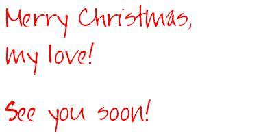 cielavin merry christmas  love
