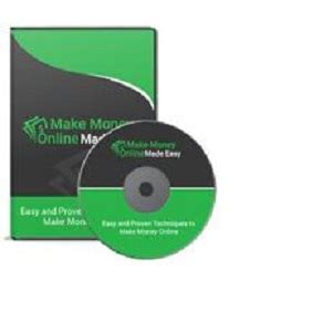Make Money Online Tutorial - tutorials digital products uk