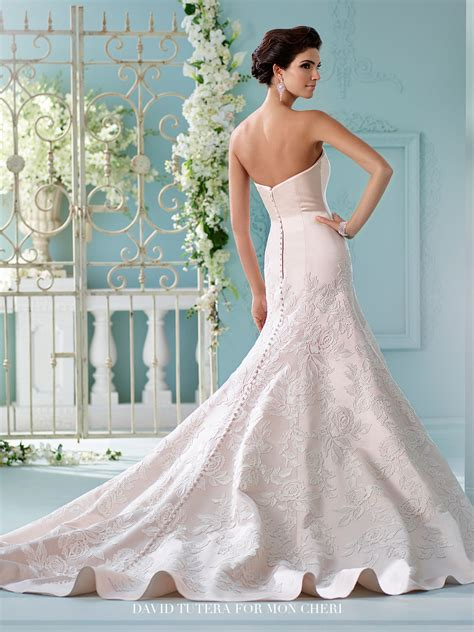 Wedding Dresses by David Tutera Wedding Dresses 216236 Hinto