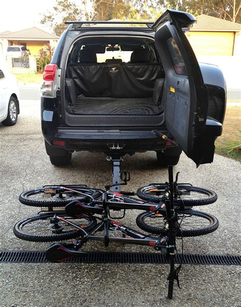 Prado Bike Rack by Isi Advanced Bicycle Carrier And Bike Rack Systems 150