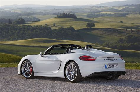 porsche spyder 2016 2016 porsche boxster reviews and rating motor trend
