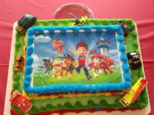 Paw patrol birthday paw patrol birthday party cake paw patrol