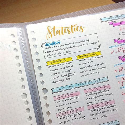 note ideas 744 best images about study inspiration pretty notes on