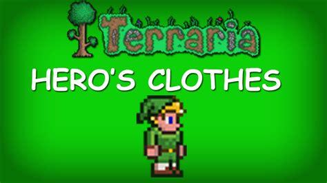 Terraria Vanity Clothes by Terraria Clothes