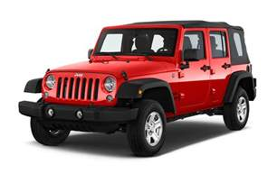 Price Of Jeep 2016 Jeep Wrangler Unlimited Reviews And Rating Motor Trend