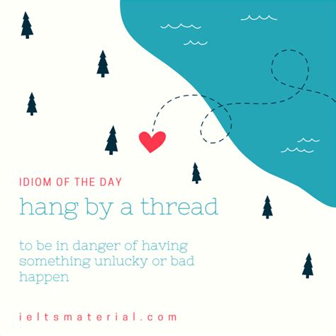 hanging by a thread the questions of the cross books hang by a thread idiom of the day for ielts writing