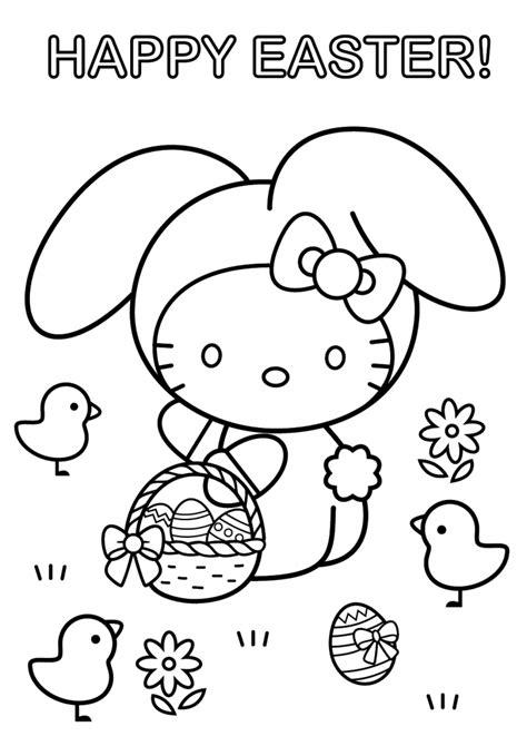 easter preschool worksheets  coloring pages  kids