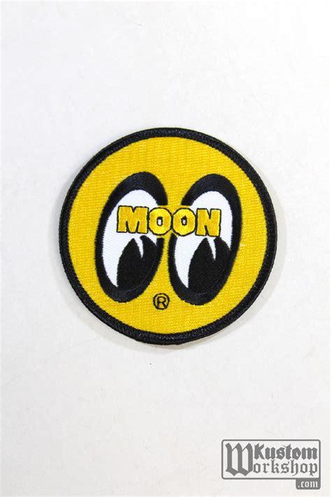 Emblem Mooneyes patch mooneyes japan patch moon original logo moon equipped