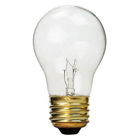 130 volt light bulbs 25 watt appliance bulb 130 volt plt 25a15cl130v