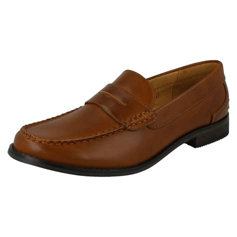 mens maverick formal loafer style shoes a1118 ebay