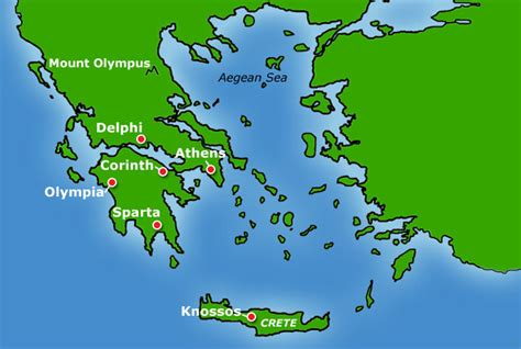 world map cities states primary history ancient greeks the world