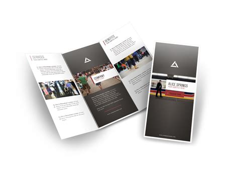 brochure templates any template free download