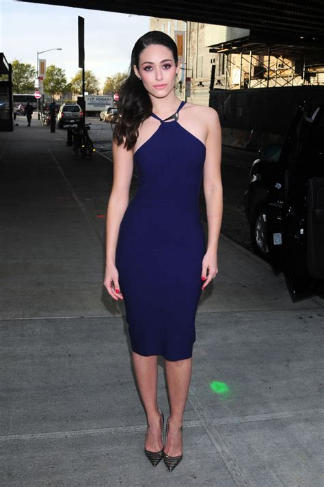 Style Emmy Rossum by Emmy Rossum Style Out In Manhattan October 2014
