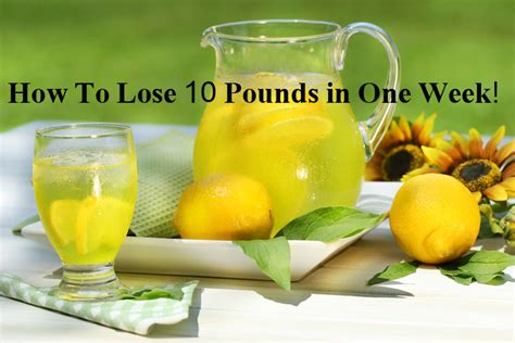 How To Lose 10 Pounds Fast Detox by How To Lose 10 Pounds This Is The Most Effective Diet For