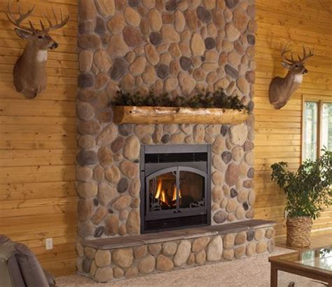 rustic fireplaces pinterest