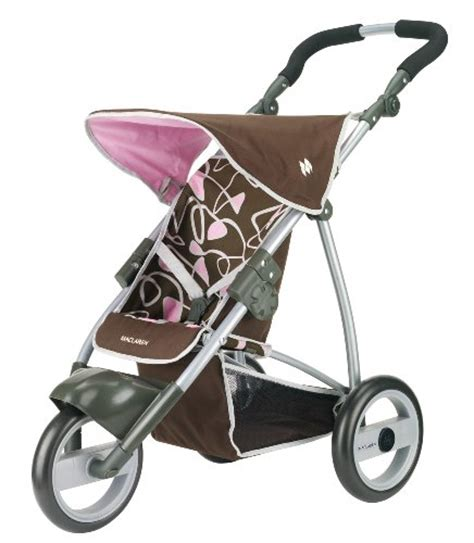 sillas de paseo para mu ecas pequespeques knorrtoys 71030 maclaren junior