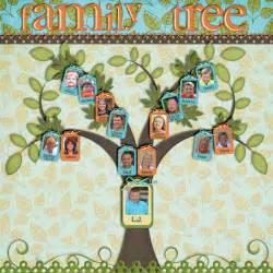 Printable Scrapbook Paper Best 25 Family Tree Templates Ideas On Pinterest Free