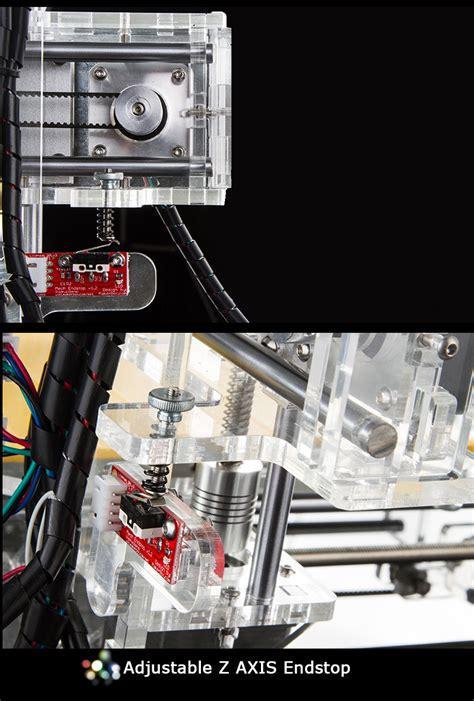 sunhokey reprap prusa i3 diy kit best 3d printer kit at