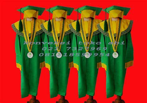Baju Toga Anak Paud paket seragam wisuda lengkap toga wisuda anak baju seragam